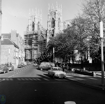 York Minster, 1969